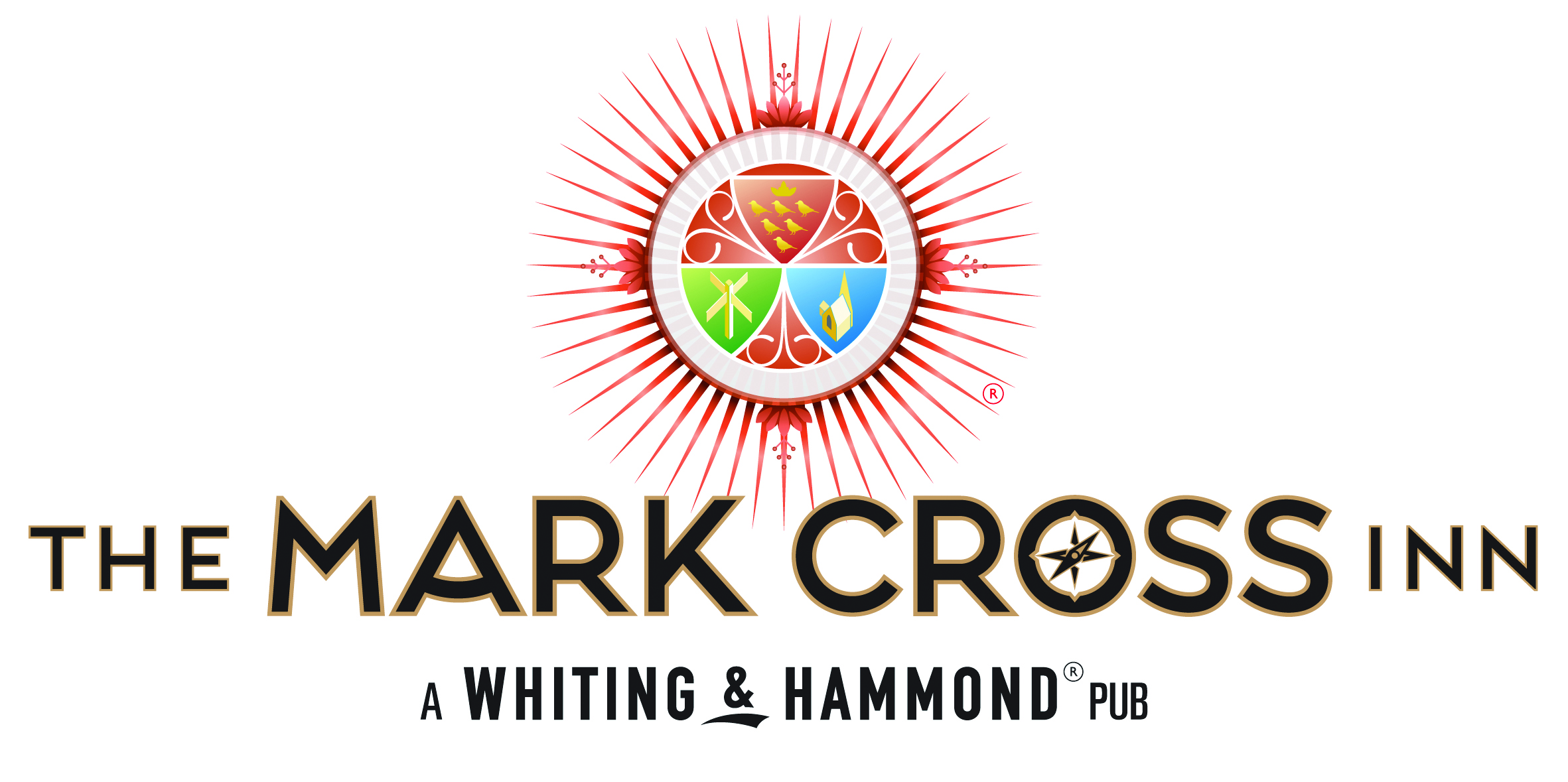 Mark Cross Inn Logo